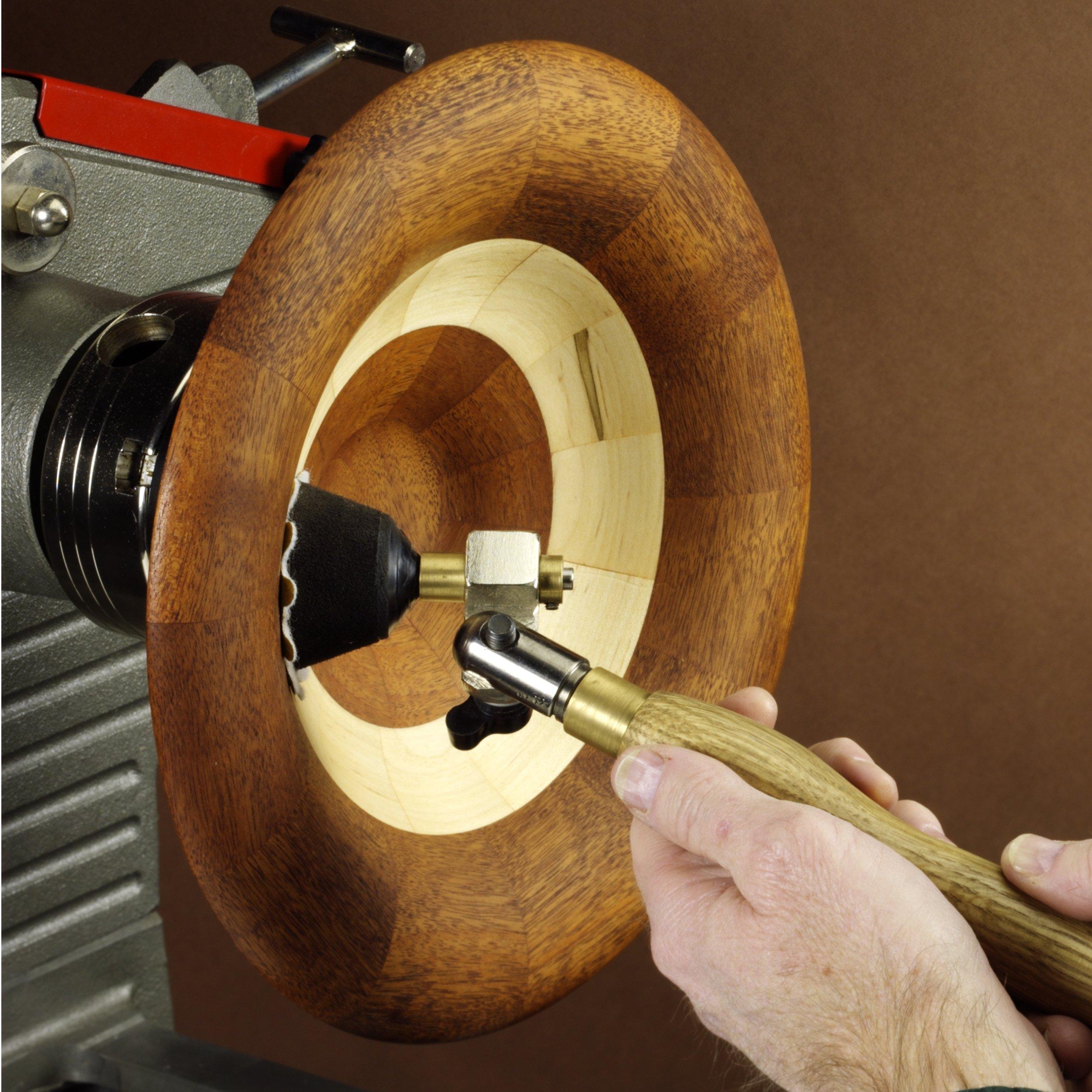 2'' Bowl Sander by WOODRIVER (Image #1)