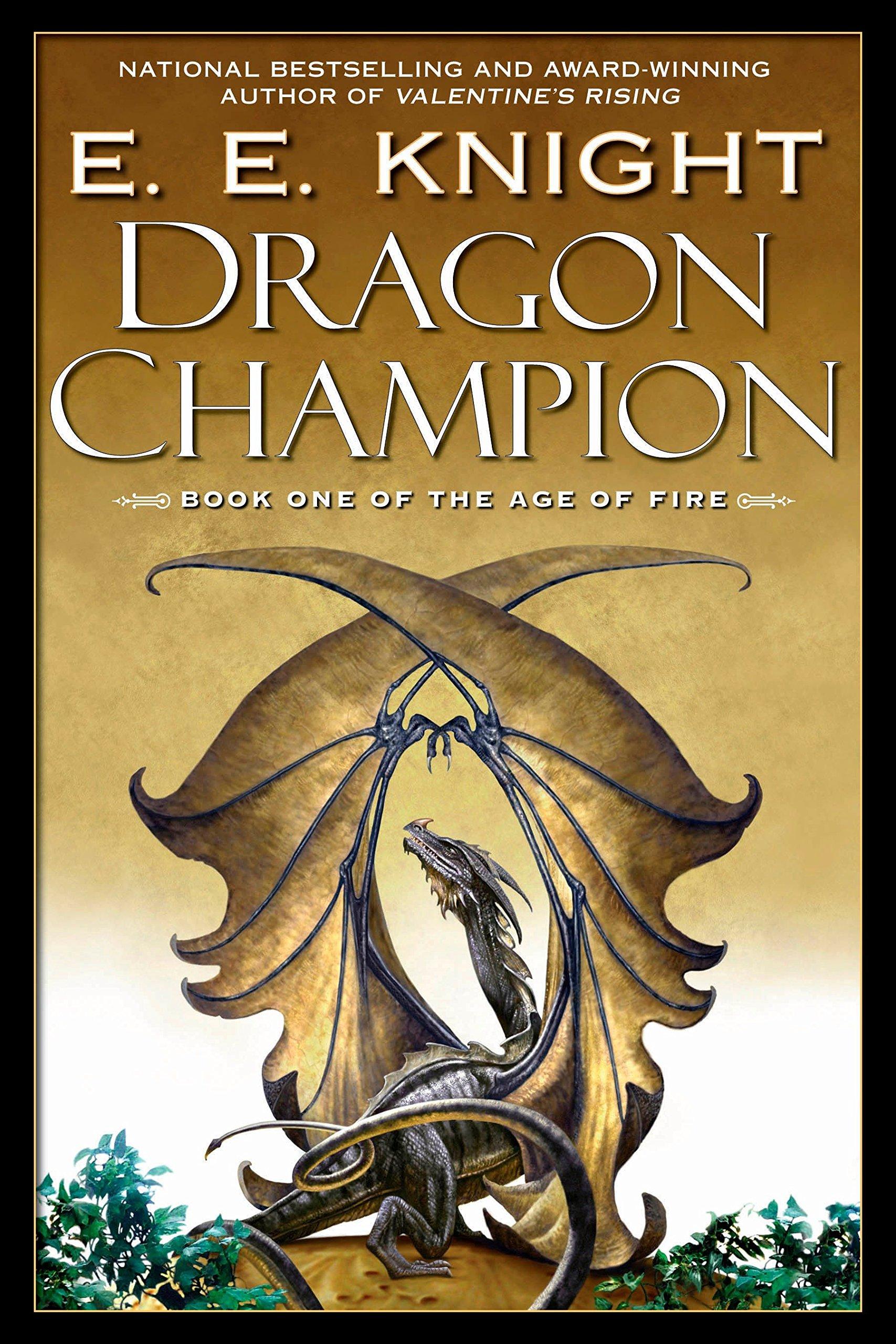 Dragon Champion (Age of Fire, Book 1) PDF
