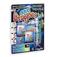 World Alive Aqua Dragons Underwater World Refill, Live Aquatic Creatures
