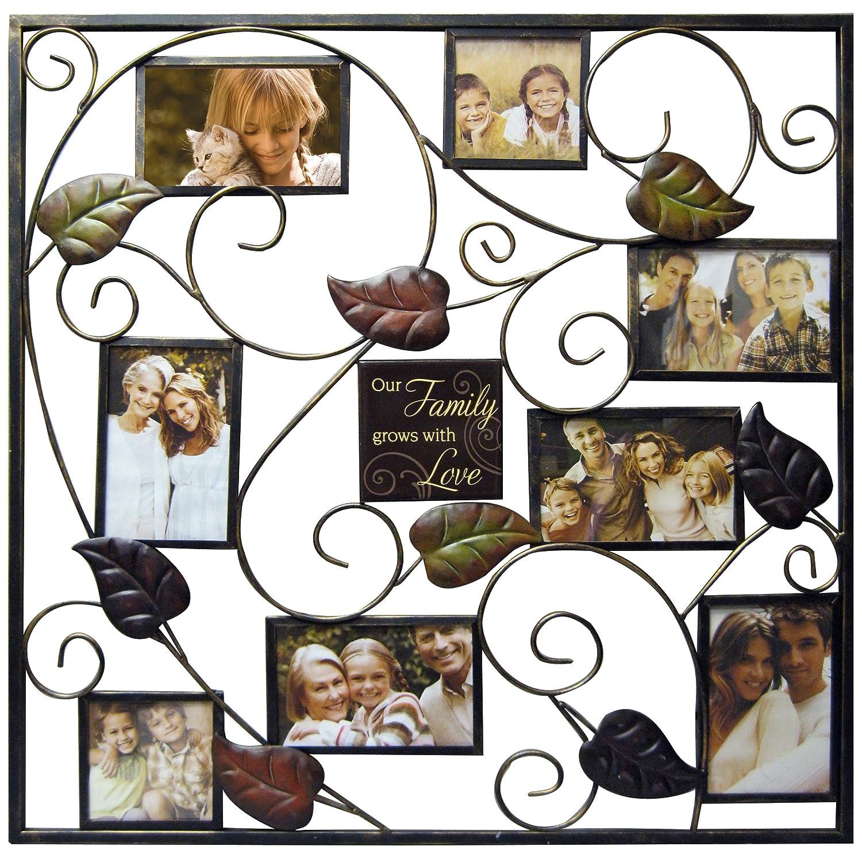 8 Multi Photo Frames For Happy Family Pictures - Uniq Home Decor