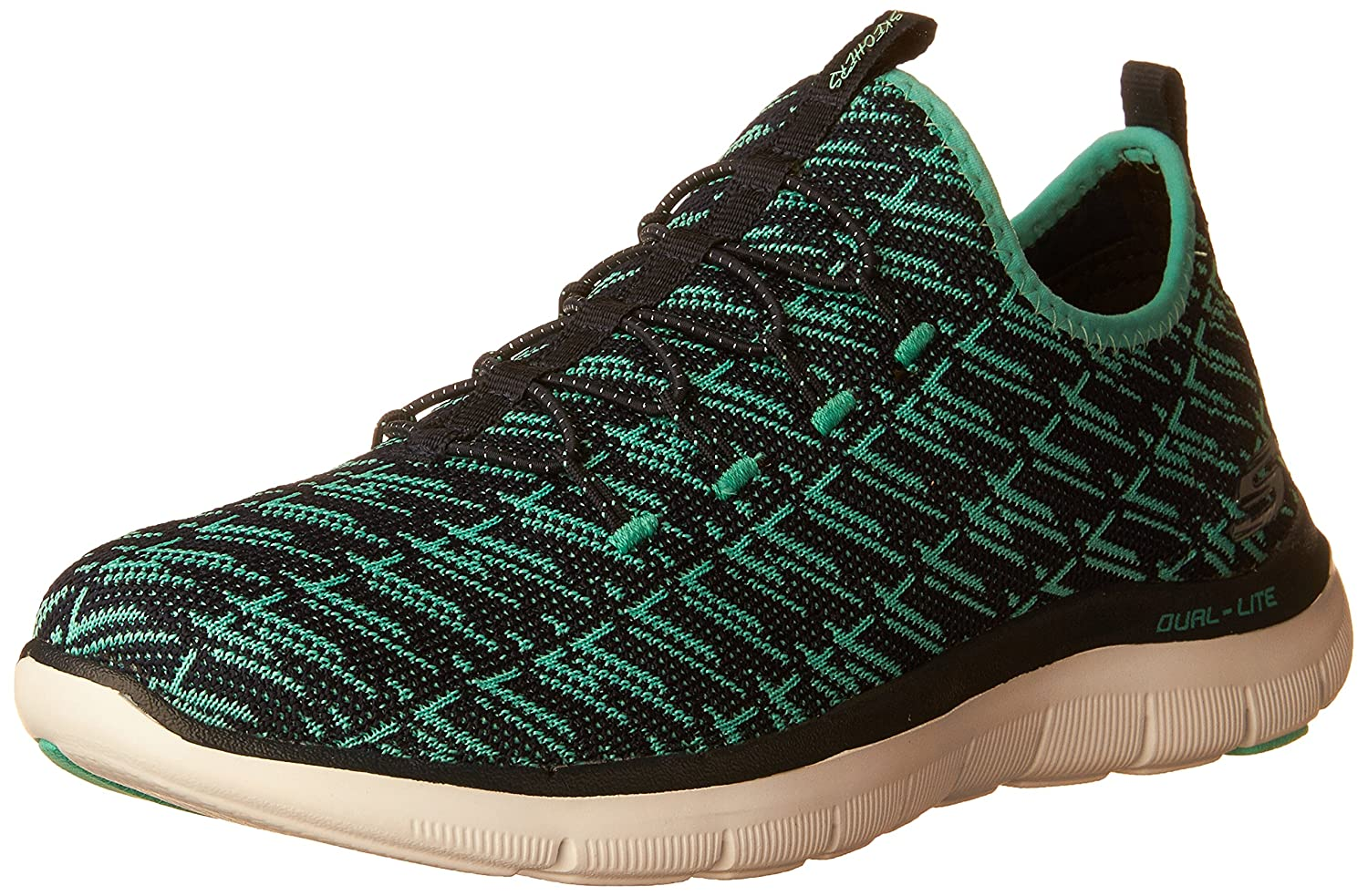 Skechers Insight Women's Flex Appeal 2.0 Insight Skechers Sneaker B01IVNENSC 10 B(M) US|Navy Green 6f07f2