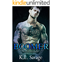 Boomer (Ruthless Kings MC Book 2)