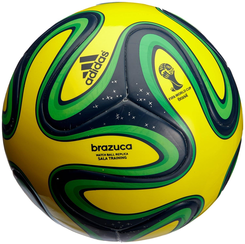 adidas Brazuca Sala Traiing - Balón de fútbol de competición ...