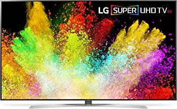 LG Electronics 86SJ9570 86-Inch 4K Ultra HD Smart LED TV (2017 Model)