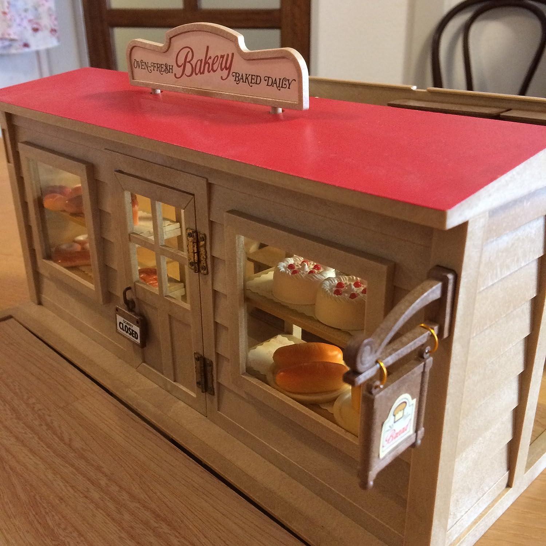 Sylvanian Families Bakery Products And History Its A Kawaii World