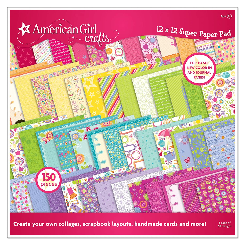Scrapbook paper pads - Scrapbook Paper Pads 43