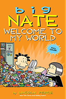 Amazon big nate whats a little noogie between friends big nate welcome to my world fandeluxe Ebook collections