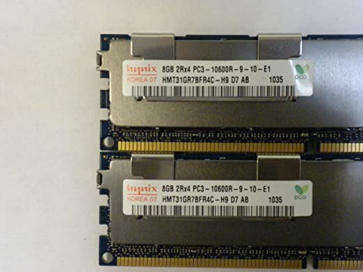 8GB Memory Upgrade for Supermicro H8SCM-F Motherboard DDR3 1333MHz PC3-10600 ECC 2Rx8 UDIMM PARTS-QUICK BRAND