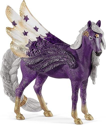 Schleich Bayala luna unicornio Semental Coleccionable Animal Figura 70578