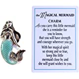 The Magical Mermaid Wish Charm With Story Card! by Ganz