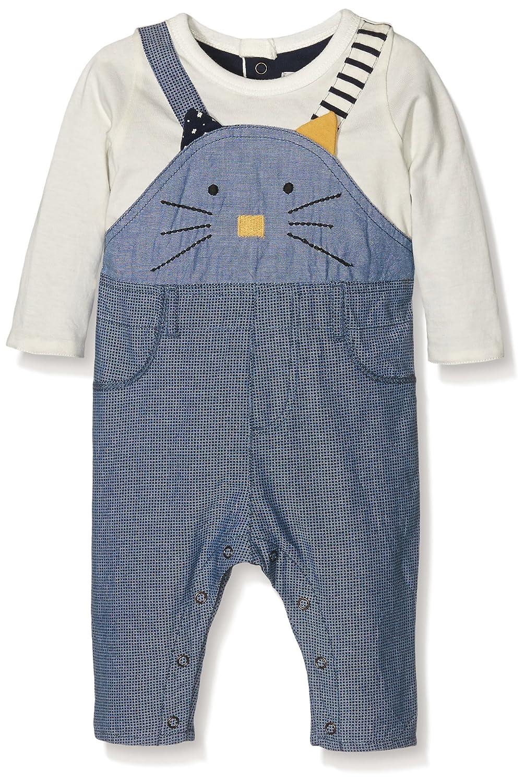 Catimini Baby-Jungen Unterkleid Ci32131