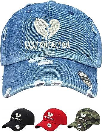 Allntrends Adult Dad Hat XXXTentacion Dad Hat Embroidered Cool Cap (Medium  Denim)  Amazon.ca  Clothing   Accessories a37d2abd36b4
