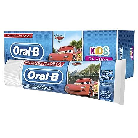 Oral-B Kids Frozen Pasta Dentífrica, 3+ Años, 75 ml, 6