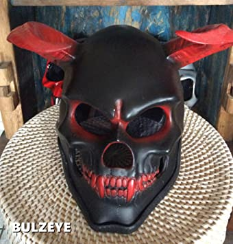 Bulzeye Skull Helmet Original Skull
