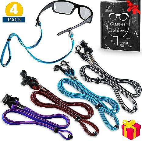 Amazon.com: Correas de sujeción para gafas – Correa para ...