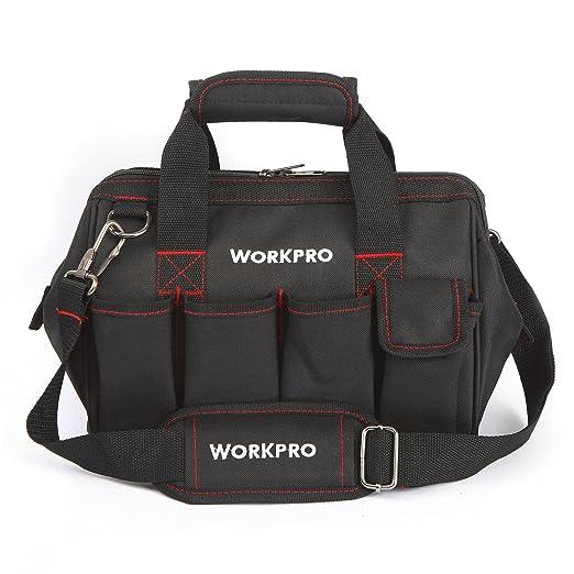 24 opinioni per WORKPRO 300 mm, borsa per attrezzi ad