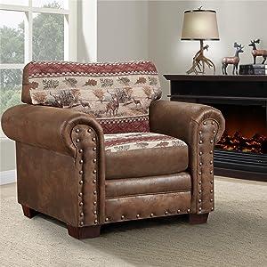 American Furniture Classics Deer Valley Chair