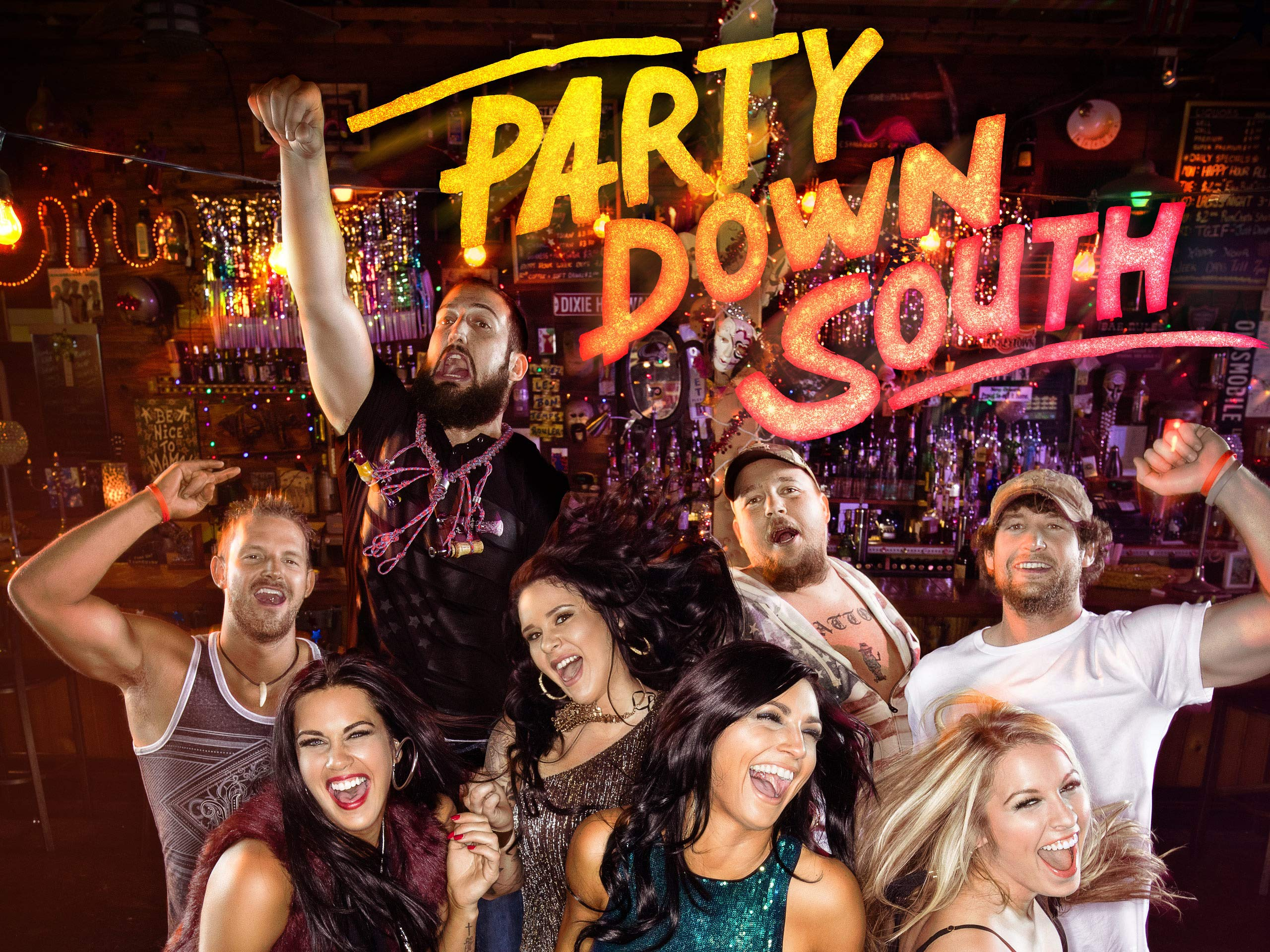 Watch Party Down South Season 3 Prime Video