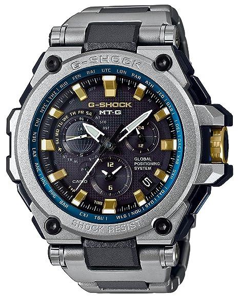 Reloj Casio G-shock – Reloj G Shock MTG GPS híbrido solar radio mtg-