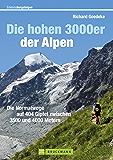 Die hohen 3000er der Alpen