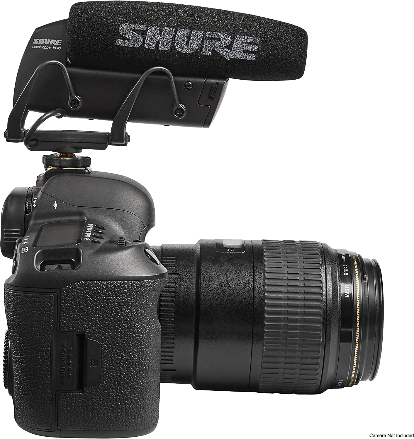 Shure VP83 LensHopper Camera-Mounted Condenser Microphone