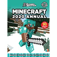 Minecraft Guide by GamesMaster 2020 Edition (Annual 2020)