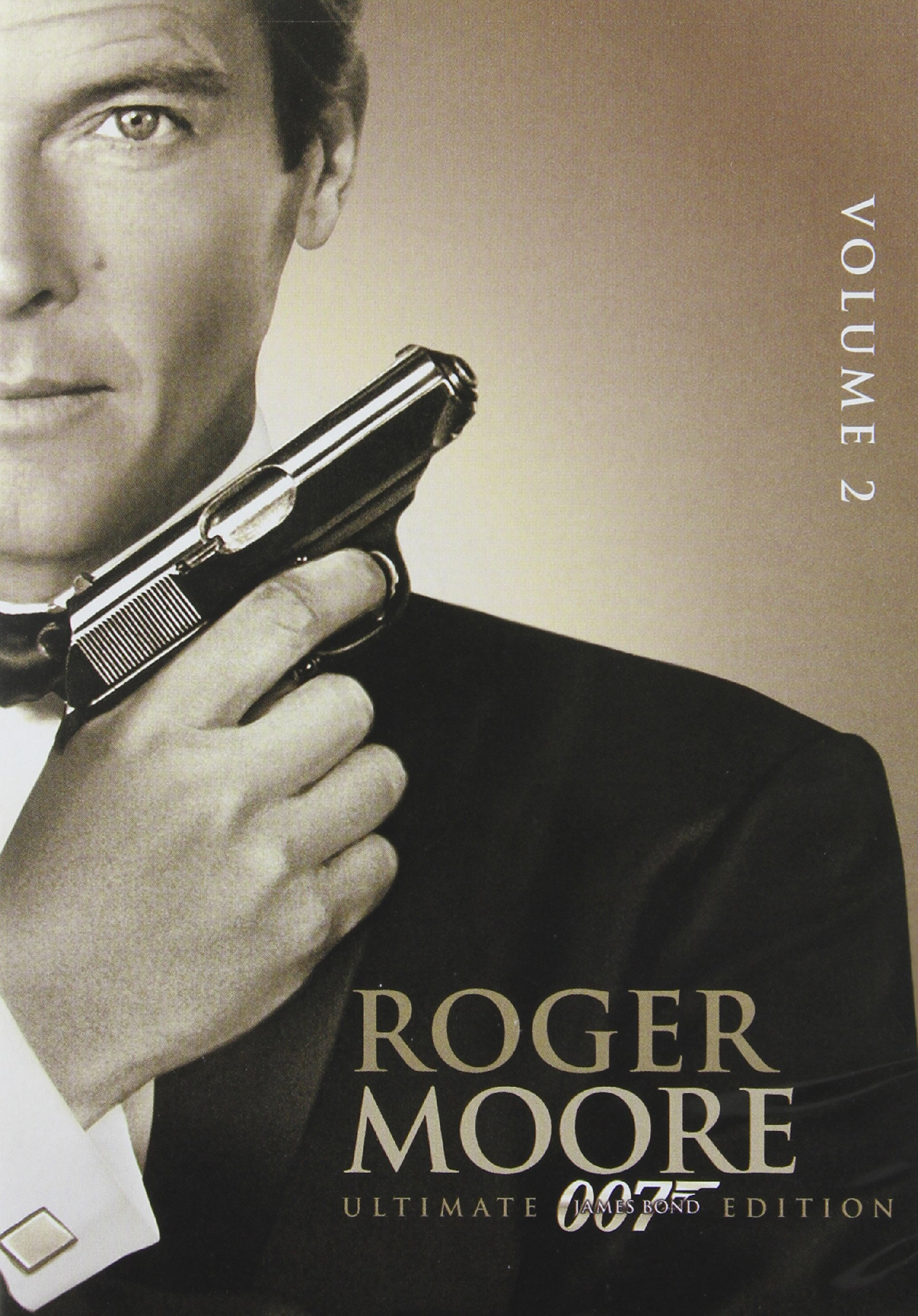 Roger Moore Ultimate 007 James Bond Edition, Vol. 2