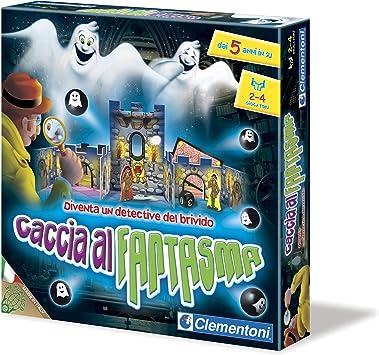 Clementoni 12899 - Juego de Mesa Caza al Fantasma: Amazon.es ...