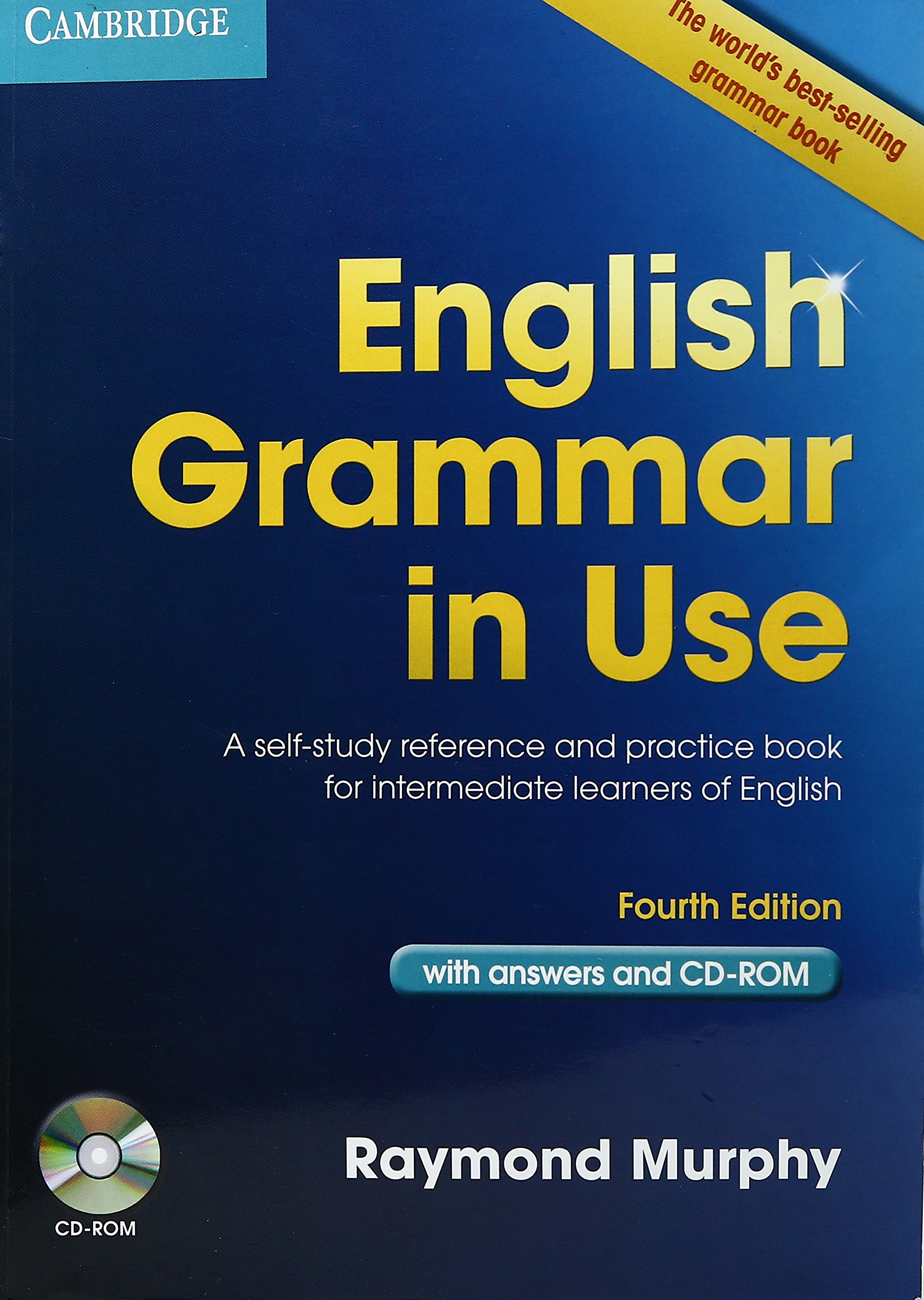 English Grammar in Use, 4 Ed. PB + CD-ROM Paperback Jan 01, 2013 ...