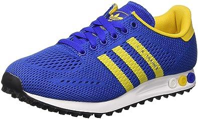 Adidas Unisex Adults La Trainer Em Low Top Sneakers, Blue (Bold Blue
