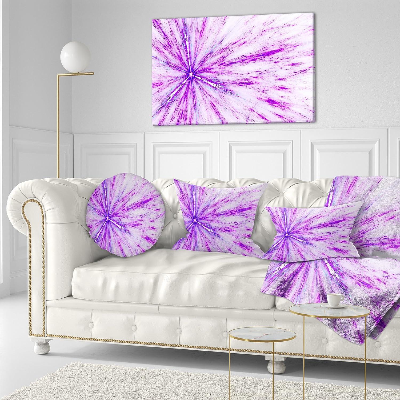 68 x 80 KESS InHouse Carol Schiff Swirls Blue Red Wall Tapestry
