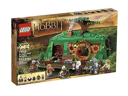 Amazon Lego The Hobbit 79003 An Unexpected Gathering Toys Games