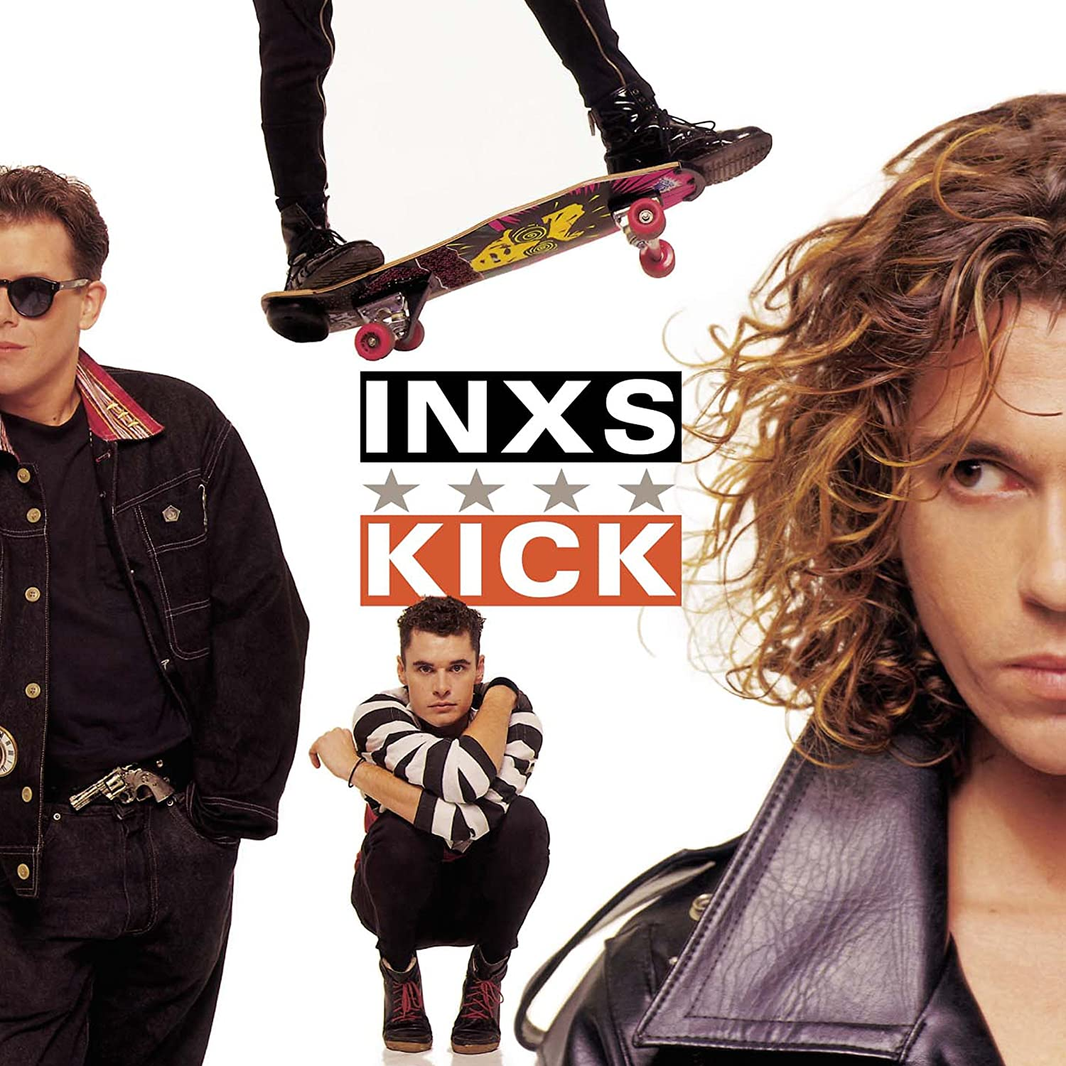 Image result for Inxs Kick