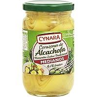 Cynara - Corazones de alcachofa al natural