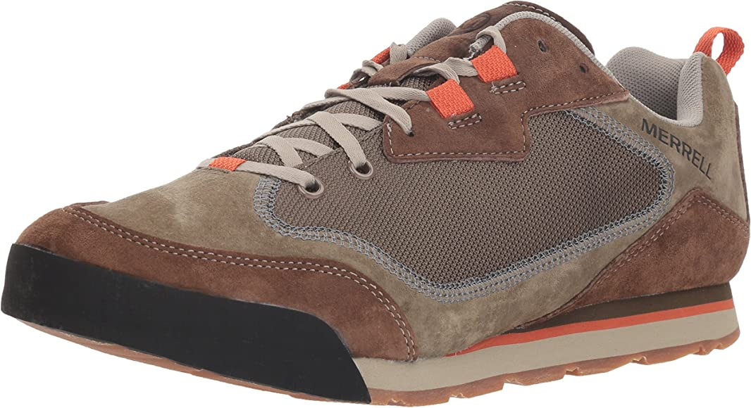 Burnt Rock Travel Suede Hiking Shoe