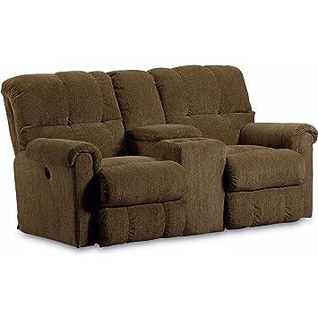 Lane FurnitureGriffin Double Reclining Console Loveseat W/Storage