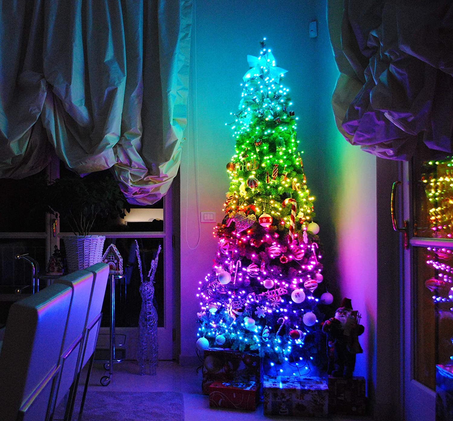 What tree lights settings twink authoritative point