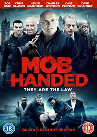 MOB HANDED (2016)