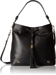 0f0d3f327c35 Amazon.com  Milly Women s Logan Stud Bucket Bag
