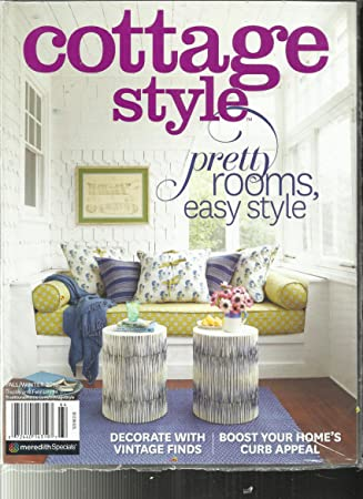 Prime Amazon Com Cottage Style Magazine Spring Summer 2018 Download Free Architecture Designs Scobabritishbridgeorg