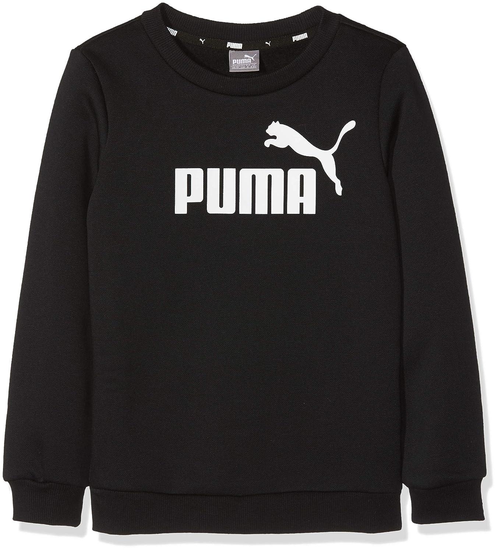 Puma Ess Logo Crew FL B Pantaloni Unisex Bambini