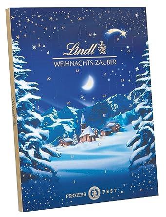 Lindor Weihnachtskalender.Lindt Sprüngli Christmas Magic Advent Calendar 265g Amazon Co Uk