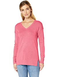 00eb701e953 Amazon Essentials Women s Lightweight V-Neck Sweater