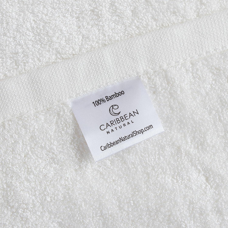 Caribbean Natural Organic Bamboo Hand Towel