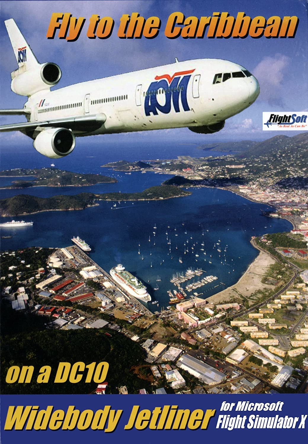 Amazon com: Fly To The Caribbean FSX [Download]: Video Games