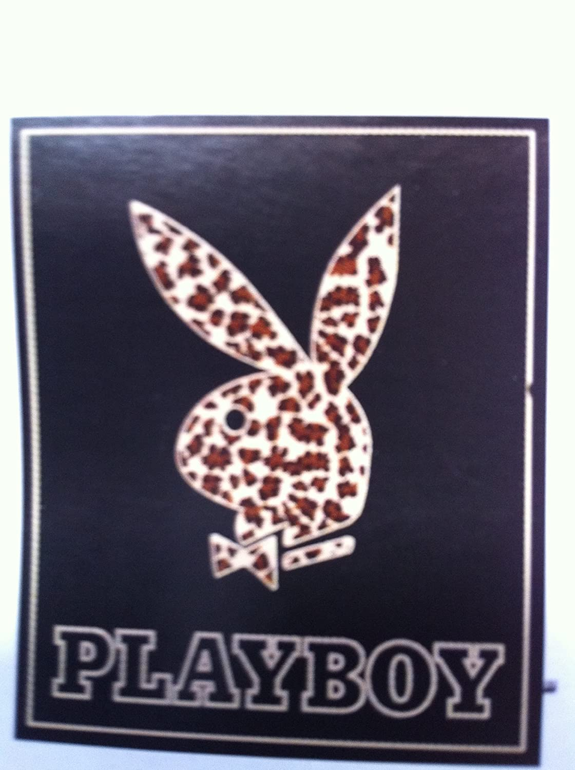 Playboy Leopard Print Throw Blanket 50