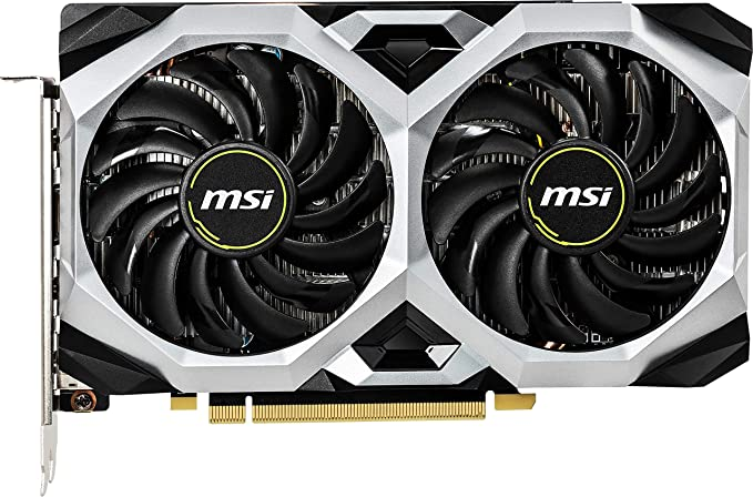 Amazon.com: MSI Gaming GeForce GTX 1660 Ti 192-bit HDMI/DP ...