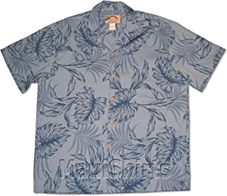product image for Paradise Found Mens Monstera Palm Shirt