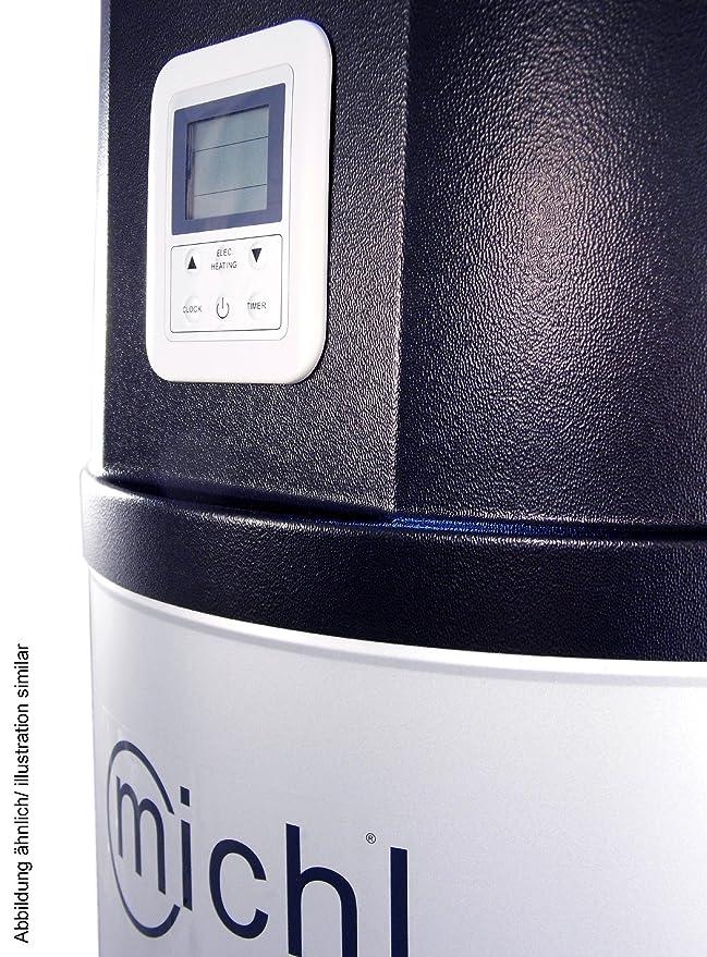 Michl Bomba de calor agua caliente sanitaria (ACS) con tanque de 200 litros: Amazon.es: Bricolaje y herramientas