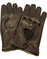 Sportsimpex Women Unlined Leather Driving Gloves
